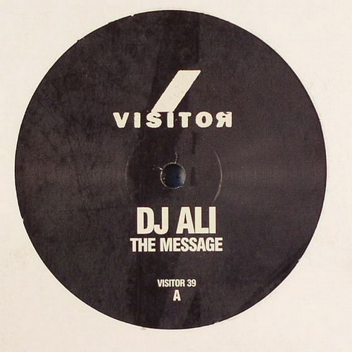 DJ Ali - The Message (12'' vinyl)