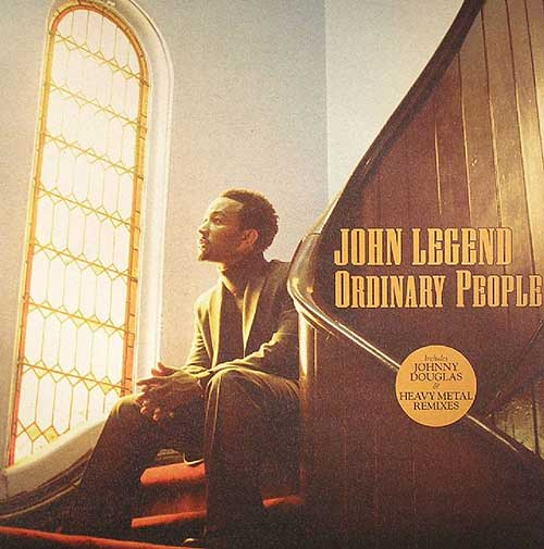 John Legend - Ordinary People (12'' vinyl)