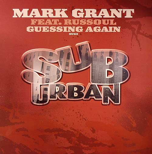 Mark Grant feat. Russoul - Guessing Again (12'' vinyl)