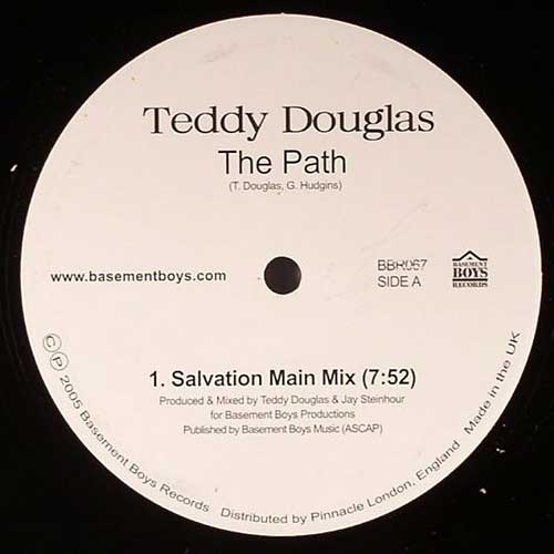 Teddy Douglas - The Path (12'' vinyl)