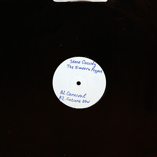 Steve Cassidy - The Kimeera Project (12'' vinyl)