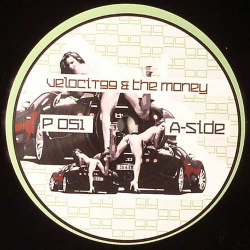 Unknown Artist - Velocit99 & The Money / Coccodrillo (12'' vinyl)