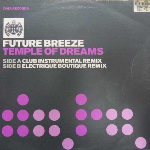 Future Breeze - Temple Of Dreams (12'' vinyl)