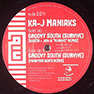 Ka-J Maniaks - Groovy South (Survive) (12'' vinyl